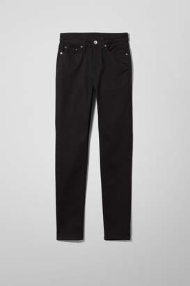 Weekday Thursday Stay Black Jeans - Black
