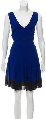 Proenza Schouler Silk Mini Dress