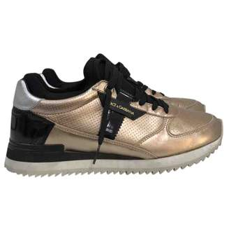 Dolce & Gabbana Leather trainers