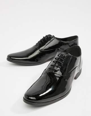 KG by Kurt Geiger KG Kurt Geiger Patent Oxford Lace Up Shoes