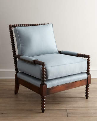 Old Hickory Tannery Ellsworth Spindle-Back Chair