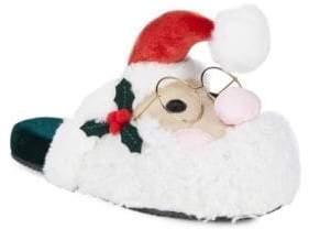Katy Perry Santa Velvet Slippers