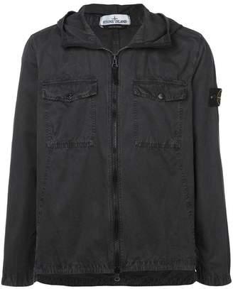 Stone Island 111WN T.CO+Old overshirt jacket