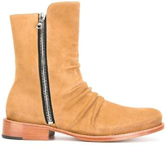 Amiri Stack boots