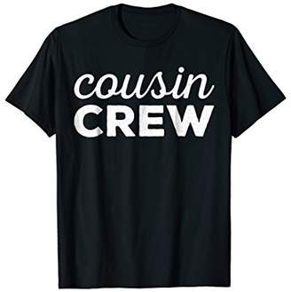 Cousin Crew T-Shirt Funny Gift Shirt
