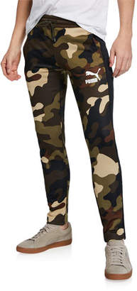 Puma Men's Wild Pack T7 Camo Track Pants