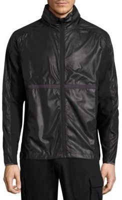 MPG Trifecta Stretch Mesh Run Jacket