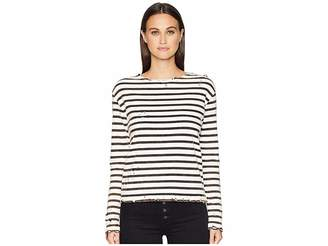R 13 Breton Long Sleeve T-Shirt