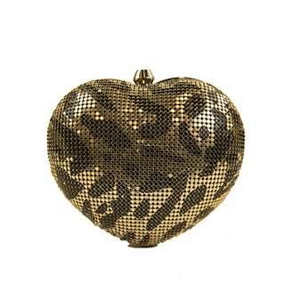 Sam Edelman Victoria Heart Frame Clutch