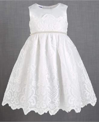 4d706e8a Blueberi Boulevard Little Girls Embroidered Dress