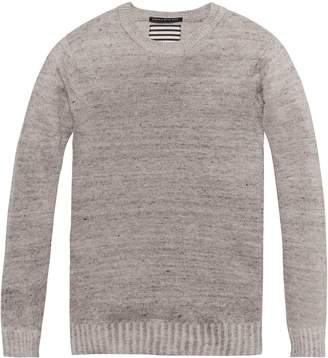Scotch & Soda Cotton-Linen Sweater