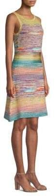 Missoni Multi-Knit Shift Dress