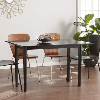 Asstd National Brand Wooden Door Kitchen Flip Top Convertible Console to Dining Table