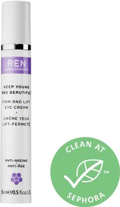 Fine Lines Ren Clean Skincare REN Clean Skincare - Keep Young and Beautiful Anti-Ageing Eye Cream