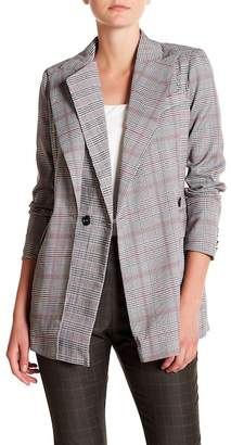 Walter W118 by Baker Saundra Plaid Blazer Jacket