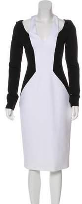 Cushnie et Ochs Knee-Length Sheath Dress w/ Tags