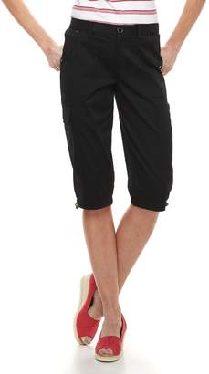 Croft & Barrow Women's Utility Skimmer Shorts