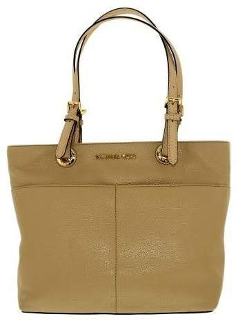 Michael Kors Bedford Leather Tote - Oyster - 30H4GBFT6L-134 - ONE COLOR - STYLE