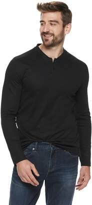 Marc Anthony Men's Slim-Fit Interlock Henley