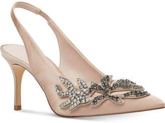 b1a4bd7705b Nine West Mathias Slingback Pumps Women Shoes