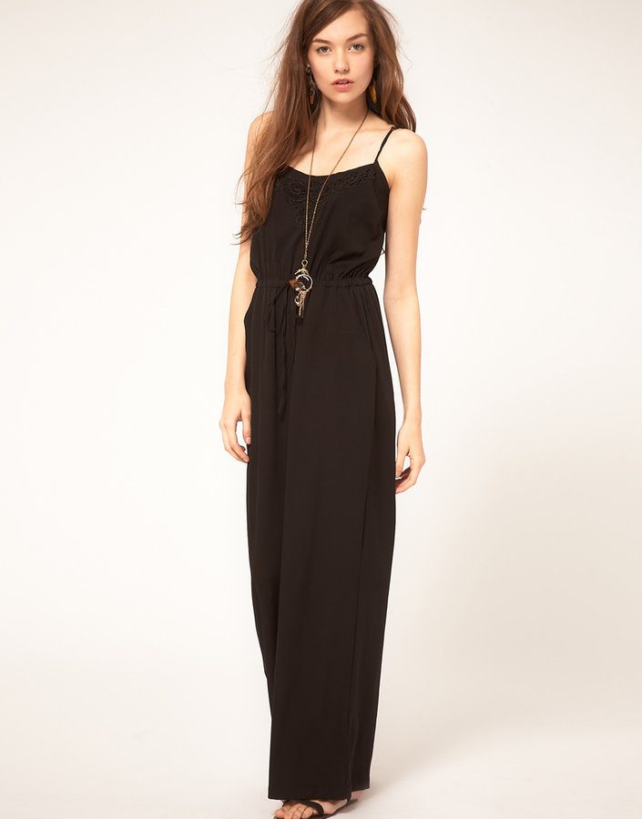 Twist & Tango Jumpsuit With Wide Leg