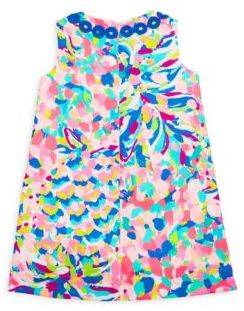 Lilly Pulitzer Toddler's, Little Girl's & Girl's Lilly Cotton Dress