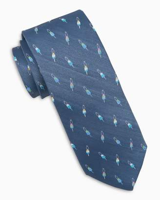 Southern Tide Portsmouth Bouys Tie