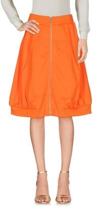 Moschino Knee length skirts - Item 35320000RJ