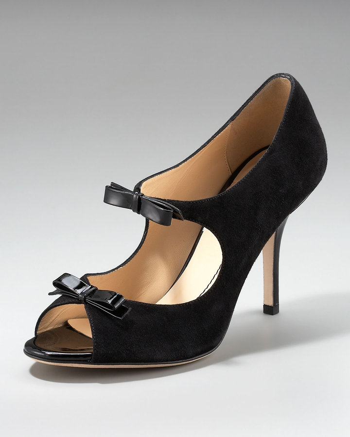 Kate Spade Cammie Double-Bow Sandal