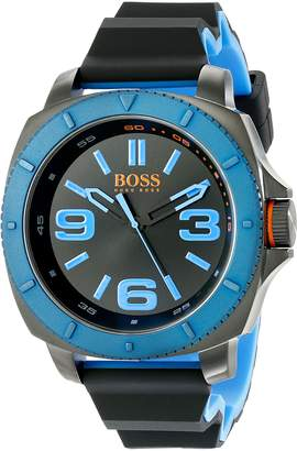 BOSS ORANGE Movado Group Inc - dba Hugo Boss Men's 1513108 Sao Paulo Analog Display Japanese Quartz Watch