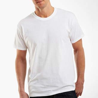 Hanes Men's FreshIQ ComfortSoft Crewneck Undershirt 4-Pack