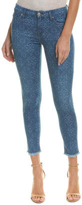 7 For All Mankind Seven 7 Mosaic Ankle Skinny Leg