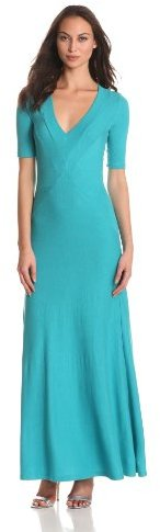Heather Women's Panel Maxi Dress