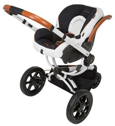 Infant Quinny X Rachel Zoe 'Moodd Jet Set - Special Edition' Stroller 4