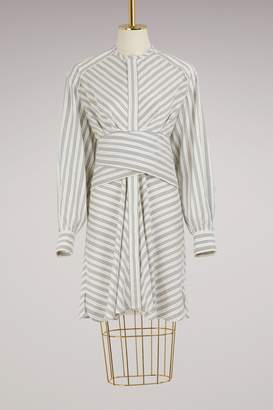 Isabel Marant Silk Victoria Dress