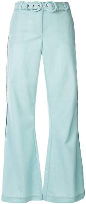 Zimmermann Moncur flare trousers