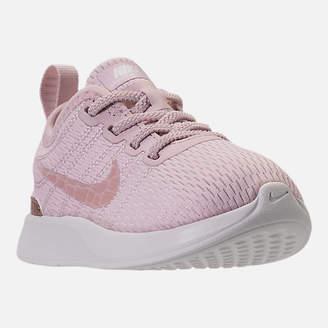 Nike Girls' Toddler Dualtone Racer Casual Shoes