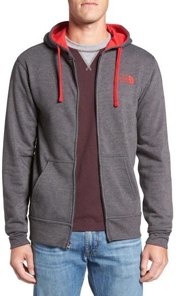 The North Face 'LFC' Full Zip Fleece Hoodie