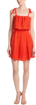 Parker Nia Silk A-Line Dress