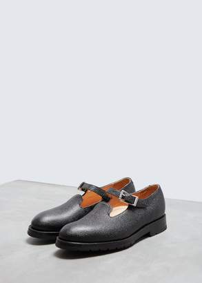Yuketen Commando Sole Ian Buckle Loafer