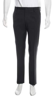 Dolce & Gabbana Pinstripe Dress Pants