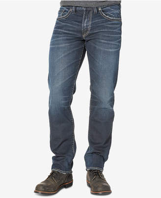 Silver Jeans Co. Men Eddie Big and Tall Relaxed Fit Jeans