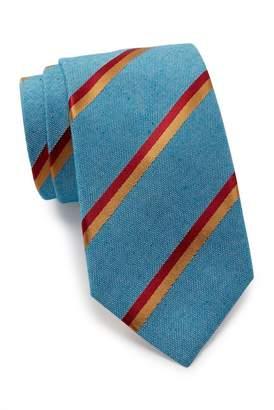 Thomas Pink Caro Stripe Tie