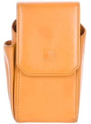 Loewe Leather Cigarette Case