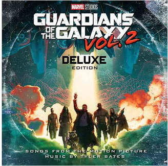 Original Motion Picture Soundtrack Guardians of the Galaxy Vol. 2 Deluxe Edition - Vinyl Record - Women's