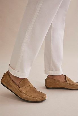 Country Road Vern Suede Moccasin