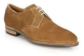 Derby Uk Brown Shoes Suede Shopstyle Mens W2IH9DE
