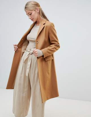 Helene Berman College Coat in Wool Blend