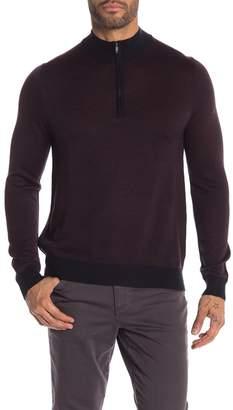Toscano 1\u002F4 Zip Knit Pullover