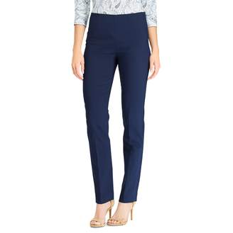 Chaps Women's Midrise Straight-Leg Pants